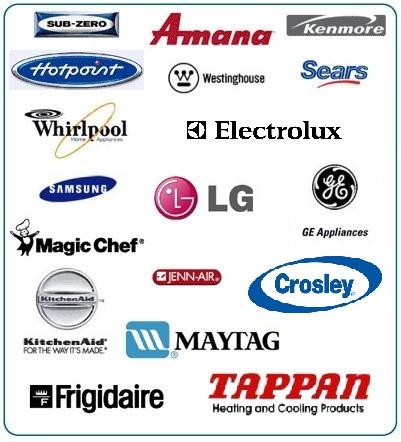 Orlando appliance repair asappliance repair for Brands appliances